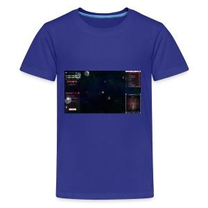 first peice of merch - Kids' Premium T-Shirt