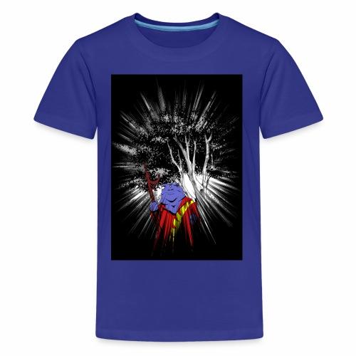 Blue Sappo - Kids' Premium T-Shirt
