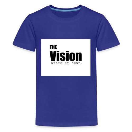 the_vision - Kids' Premium T-Shirt