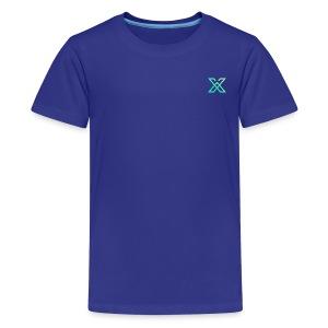 Blue Edition - Kids' Premium T-Shirt