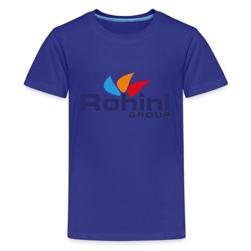 Rohini College - Rohini Group - Kids' Premium T-Shirt