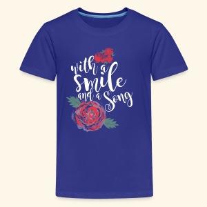 Snow White - Kids' Premium T-Shirt