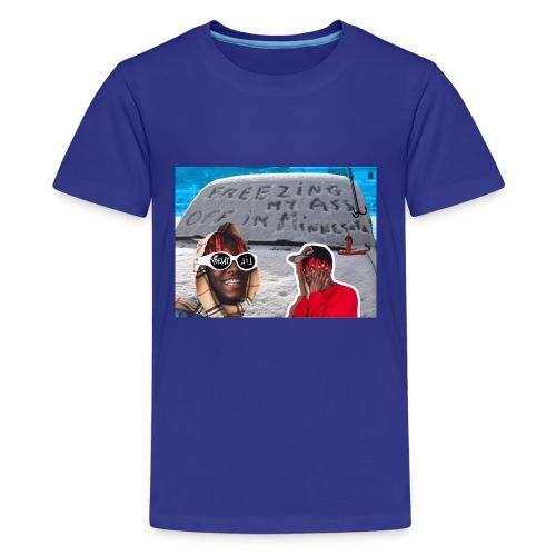 Lil Yachty - Minnesota - Kids' Premium T-Shirt