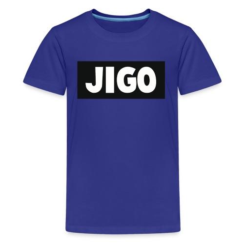 Jigo - Kids' Premium T-Shirt