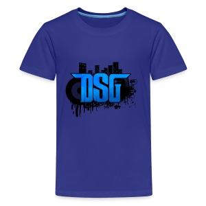 DSG Graffiti - Kids' Premium T-Shirt
