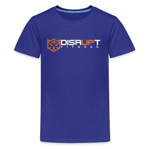 disrupt logo - Kids' Premium T-Shirt