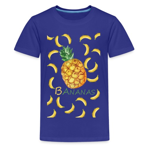 Bananas - Kids' Premium T-Shirt