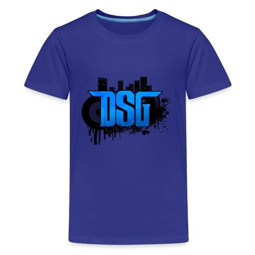 DSG Graffiti - Kids' Premium T-Shirt