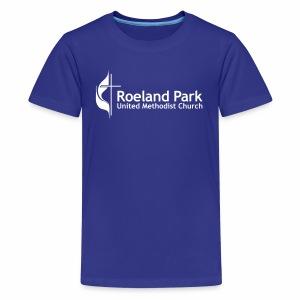 RPUMC Logo - Kids' Premium T-Shirt