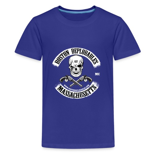 boston deplorable - Kids' Premium T-Shirt