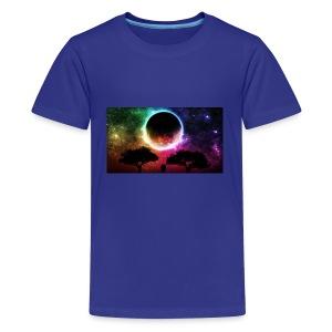 the night - Kids' Premium T-Shirt