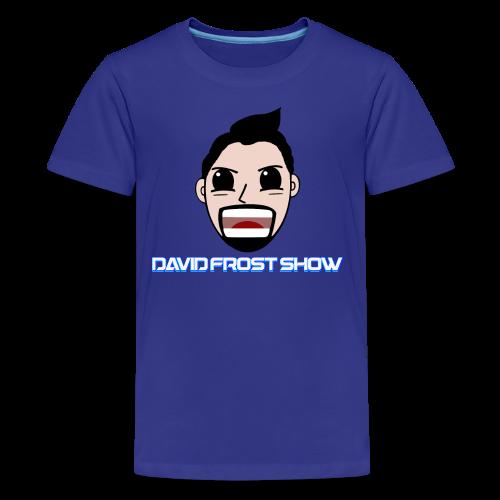 Davidfrostshow2 - Kids' Premium T-Shirt