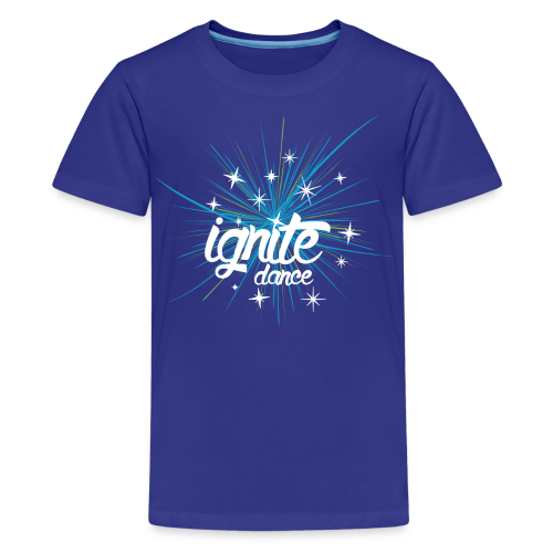 ignite logo - Kids' Premium T-Shirt