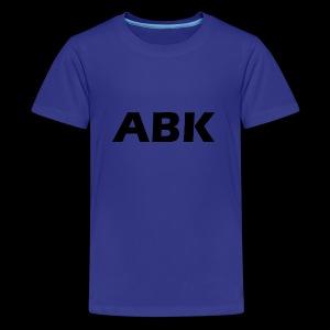 ABK Black - Kids' Premium T-Shirt