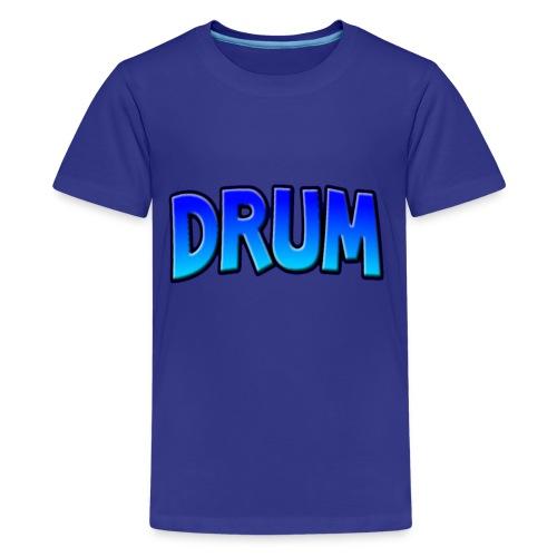 drum2016 - Kids' Premium T-Shirt