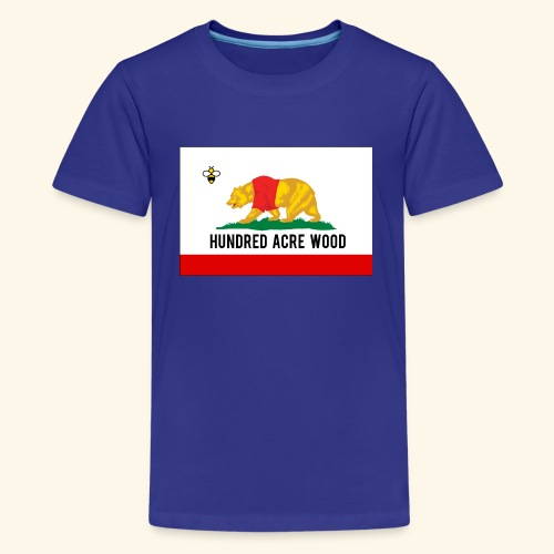 Golden Honey State - Kids' Premium T-Shirt