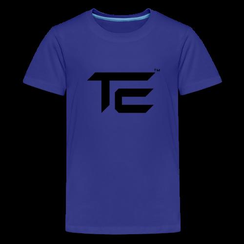 TE Logo - Kids' Premium T-Shirt
