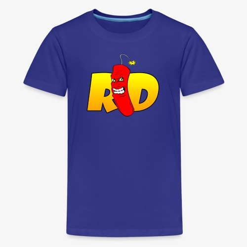 Rated Dabz Color Design - Kids' Premium T-Shirt