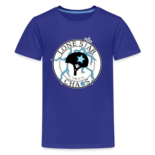 Lone Star Chaos - Kids' Premium T-Shirt