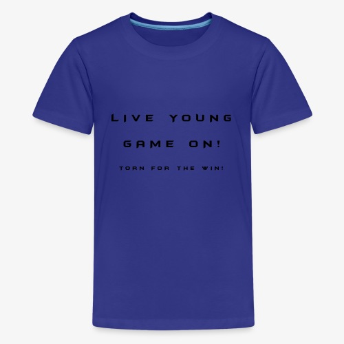 Slogan - Kids' Premium T-Shirt
