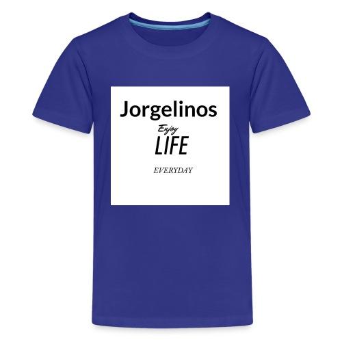Jorgelinos Life - Kids' Premium T-Shirt