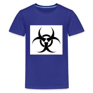 white toxic - Kids' Premium T-Shirt