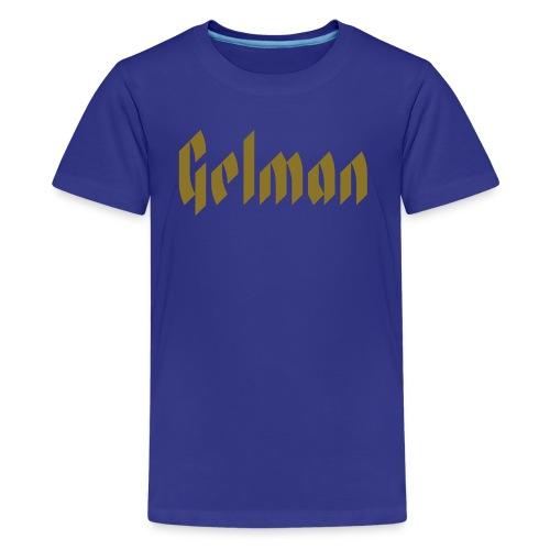 Gelman - Kids' Premium T-Shirt