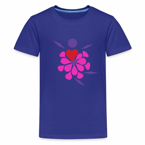 Flower Damcer - Kids' Premium T-Shirt