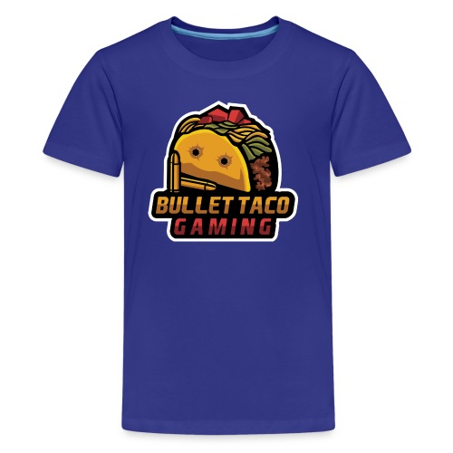 Bullet Taco Gaming - Kids' Premium T-Shirt