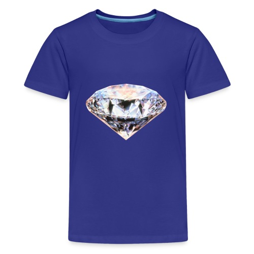 Shining like a Diamond - Kids' Premium T-Shirt