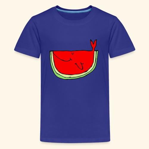 Whalemelon - Kids' Premium T-Shirt