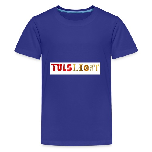 TULSLight products - Kids' Premium T-Shirt