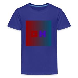 HG First Merch Buy Now - Kids' Premium T-Shirt