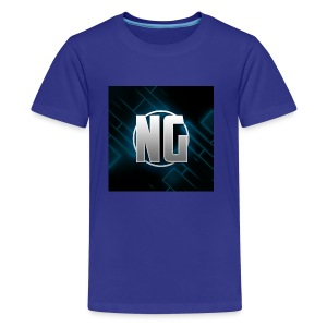 NadhirGamer Merch - Kids' Premium T-Shirt