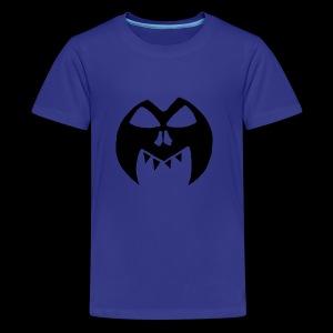 Black Transparent Logo - Kids' Premium T-Shirt