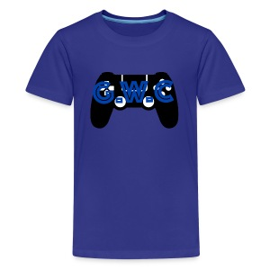 GamingWithCade Profile Picture - Kids' Premium T-Shirt