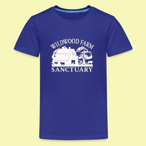 WW Logo - Kids' Premium T-Shirt