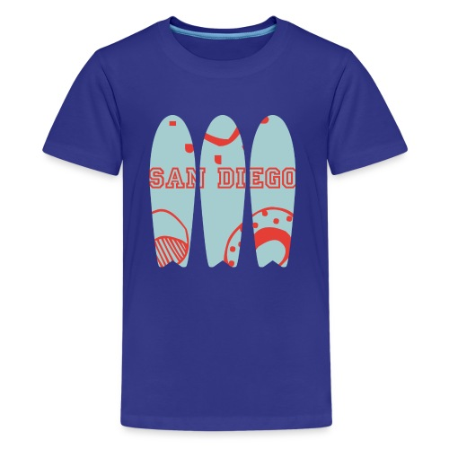 San Diego Surfs - Kids' Premium T-Shirt