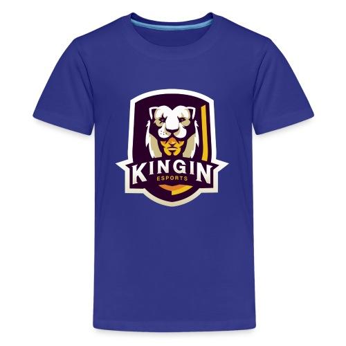 KingIN Esports - Kids' Premium T-Shirt