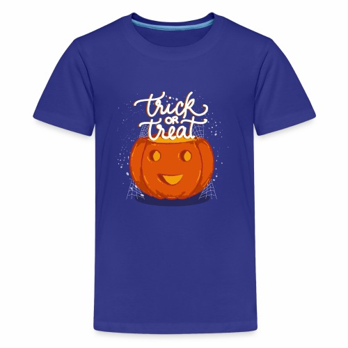 Halloween Trick or Treat - Kids' Premium T-Shirt