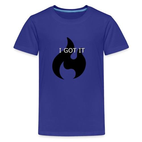 i got it - Kids' Premium T-Shirt