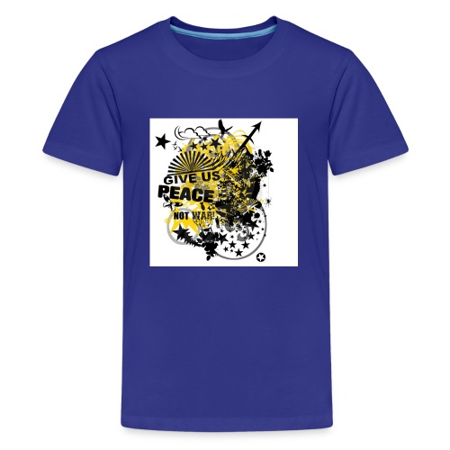 Peace - Kids' Premium T-Shirt