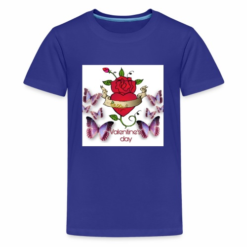 Happy Valentine's Day - Kids' Premium T-Shirt
