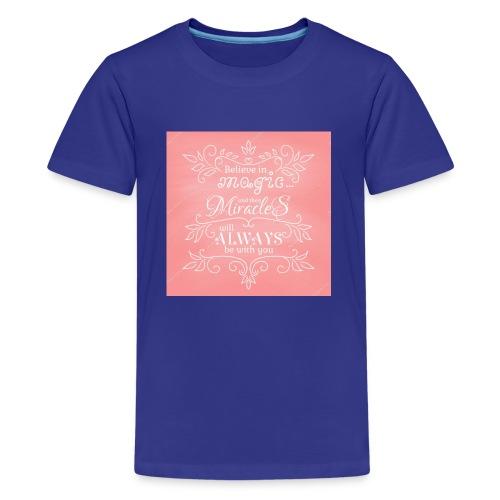 Magic will be with you - Kids' Premium T-Shirt