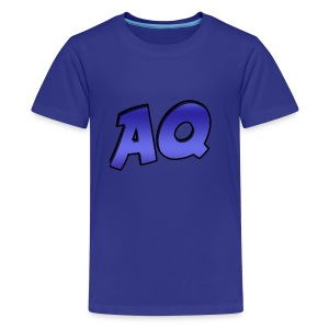New Text AQ Merchandise! - Kids' Premium T-Shirt