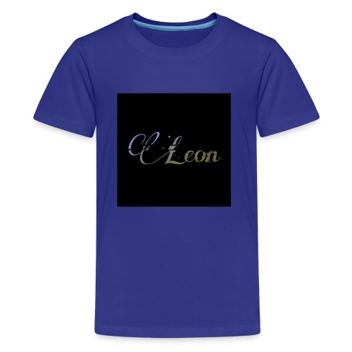 Leon poster Official - Kids' Premium T-Shirt