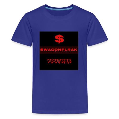 sagonfleak123 - Kids' Premium T-Shirt