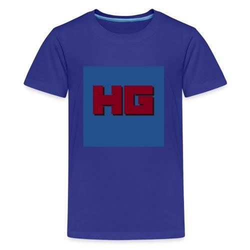 HansGamingMerch - Kids' Premium T-Shirt
