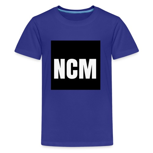 Nocopyrightmusic merch - Kids' Premium T-Shirt