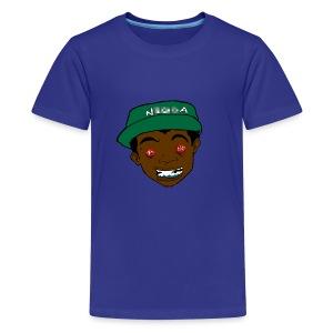 Anybody Can Say it - Kids' Premium T-Shirt